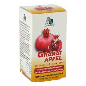 Granatapfelkapseln (60 Kapseln)
