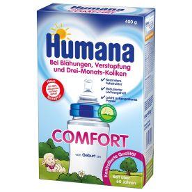 瑚玛娜特殊配方奶粉 有机防胀气便秘腹痛 出生起 Comfort (400g)