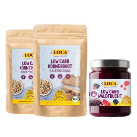 LOCA Low-Carb Frühstück