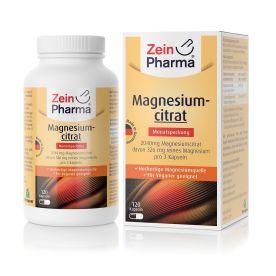 MagnesiumCitrat (120 Kapseln)