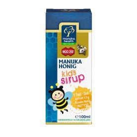 Manuka Honig Sirup für Kinder MGO 250+ (100ml)
