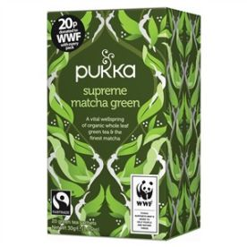 Matcha Green bio (20 Beutel)