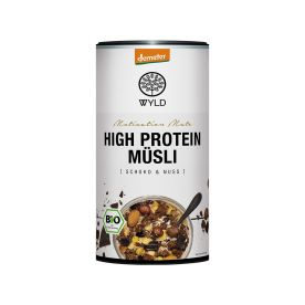 "Demeter High Protein Müsli Schoko & Nuss ""Motivation Mate"" (350g)"