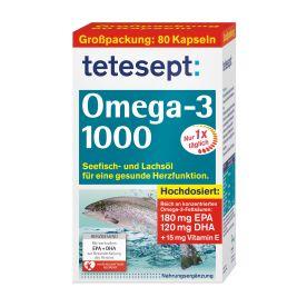 Omega-3 1000 (80 Kapseln)