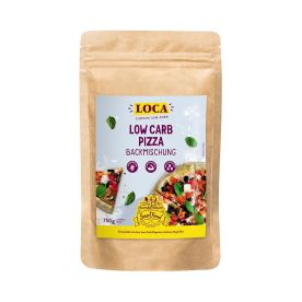 Low Carb Pizzabackmischung (750g)