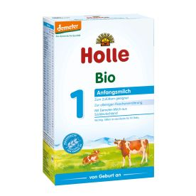 Bio-Anfangsmilch 1, von Geburt an (400g)