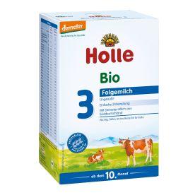 泓乐有机幼儿配方奶粉3段(10个月以上)600克  Bio-Folgemilch 3, ab dem 10. Monat (600g)