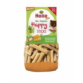 Bio-Happy Sticks Karotte-Fenchel, ab 3 Jahren (100g)