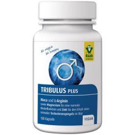 Tribulus plus (100 Kapseln)