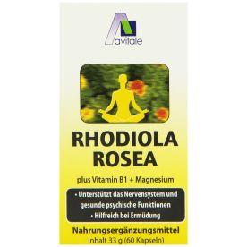 Rhodiola Rosea Kapseln (60 Kapseln)