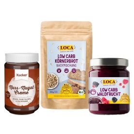 Süße LOCA-Frühstücksverführung