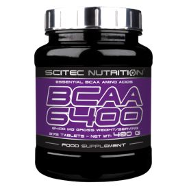 BCAA 6400 (375 Tabletten)