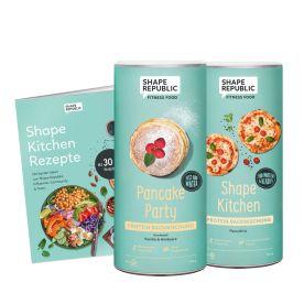 Shape Kitchen – Starter