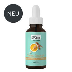 Functional Flave Drops Sweet Cinnamon »Immune« (30ml)