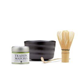 Teatox Matcha Ceremonial Set bio