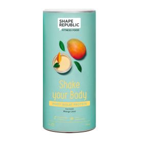 Whey Isolat Protein Mango Lassi »Shake your Body« (420g)