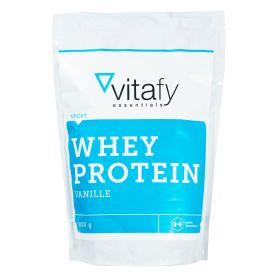 Whey Protein Essentials - 1000g - Vanille - MHD 23.04.2019