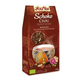 Yogi Tee Schoko Chai lose bio (90g)