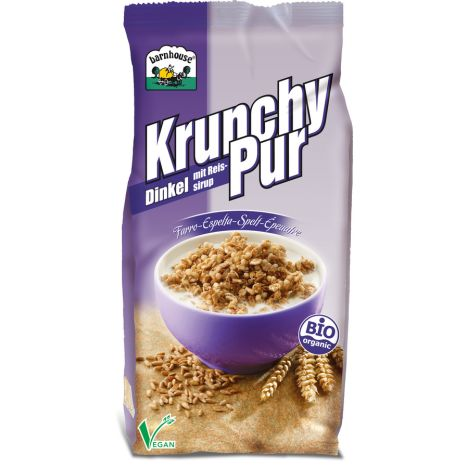 Krunchy Pur Dinkel (750g)