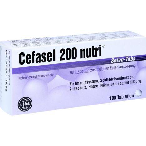 200 Selen (100 Tabletten)