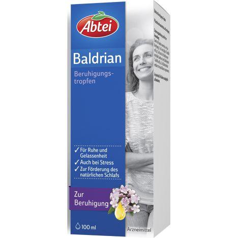 Baldrian Beruhigungs-Tropfen (100ml)