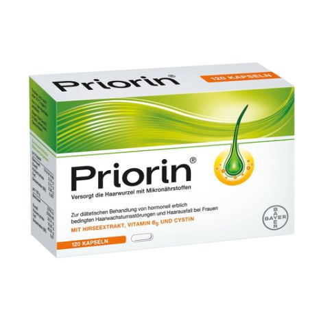 Priorin (120 Kapseln)