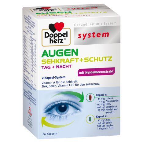 Augen Sehkraft + Schutz (60 Kapseln)