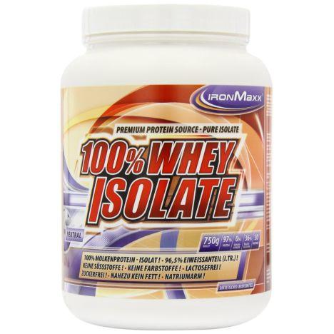 100% Whey Isolate (750g)