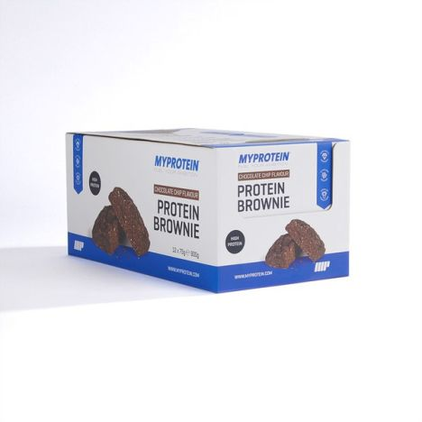 Protein Brownie - 12x75g - Schokolade