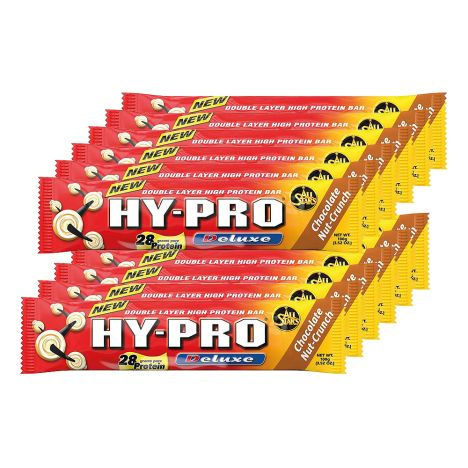 12 x Hy-Pro Deluxe Bar (12x100g)