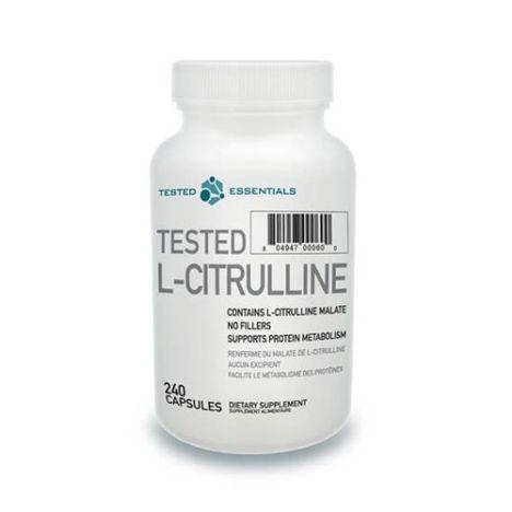 L-Citrulline (240 Kapseln)