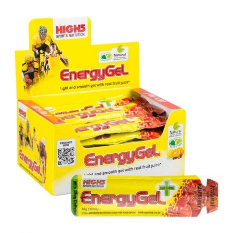 EnergyGel Plus (20x38g)