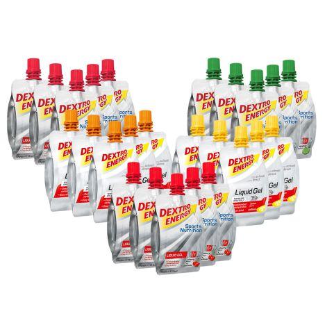 Liquid Gel Mixed Box (25x60ml)
