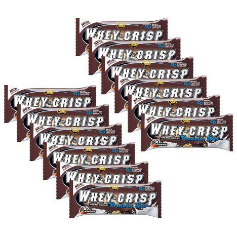 12 x Whey Crisp Protein Bar (12x50g)