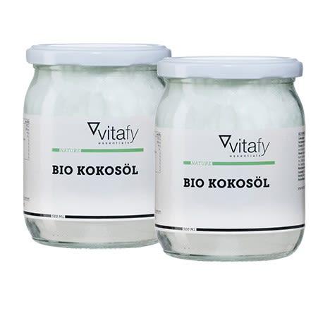 2 x Bio Kokosöl (2x500ml)