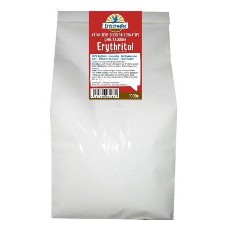 Erythritol natürliche Zuckeralternative (1000g)