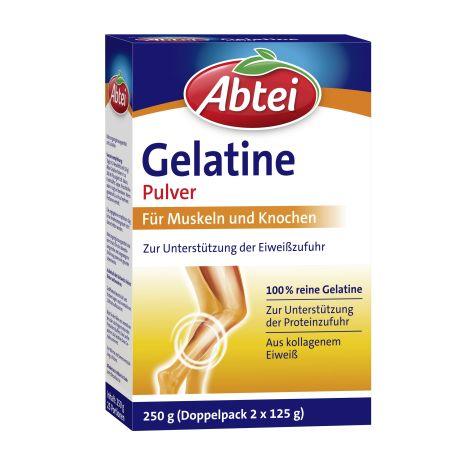Gelatine Pulver (250g)