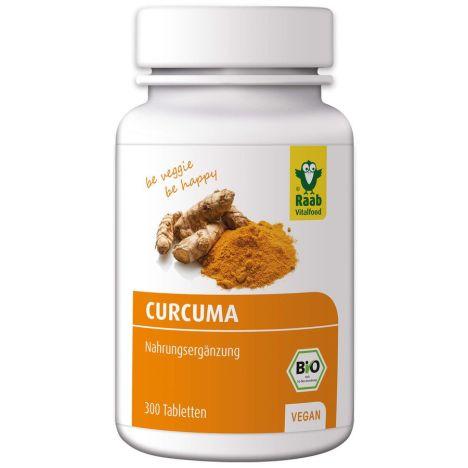 Curcuma bio (300 Tabletten)