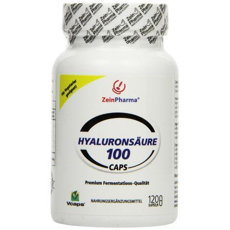 Hyaluronsäure 50mg (120 Kapseln)