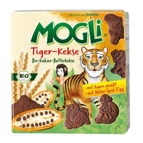 Mogli Tiger Kekse (125g)