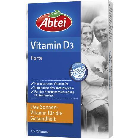 Vitamin D3 Forte (42 Tabletten)