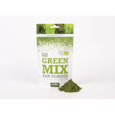 Green Mix Pulver Bio (200g)
