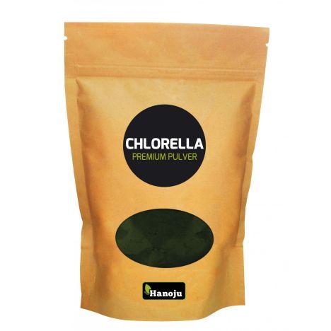Chlorella Premium Pulver (1000g)