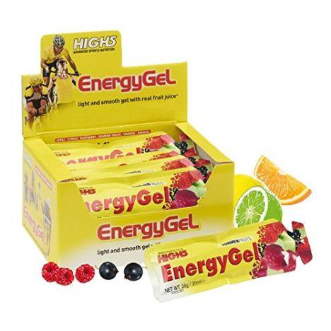EnergyGel - CitrusBurst (20x38g)