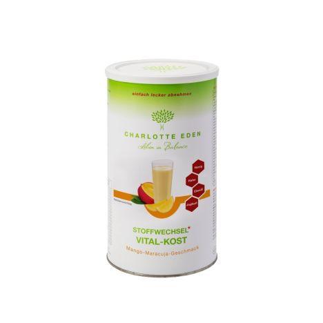 Stoffwechsel Vital-Kost - 175g - Mango-Maracuja