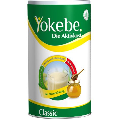 Yokebe Classic Pulver (500g)