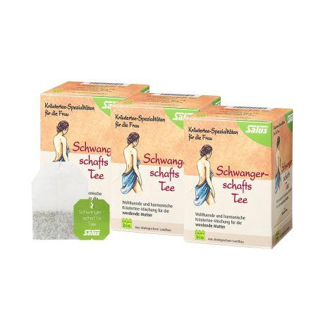 3 x Schwangerschaftstee bio (3x15 Beutel)