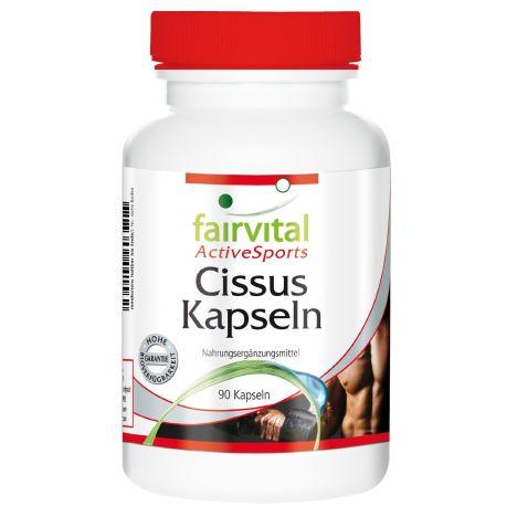 Cissus (90 Kapseln)