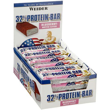 32% Protein Bar (24x60g)