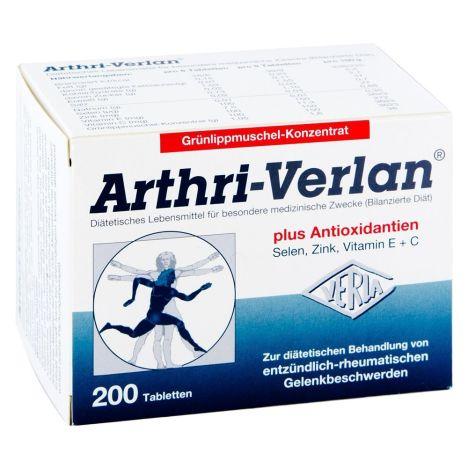 Arthri-Verlan (200 Tabletten)
